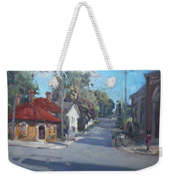 Norval Ontario Weekender Tote Bag