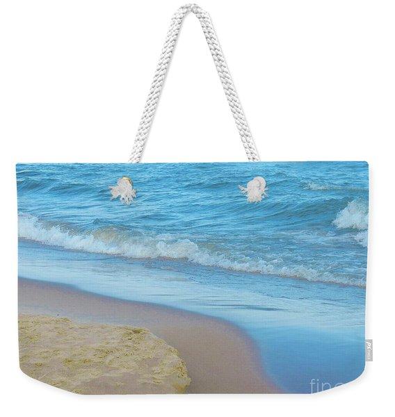 Neshotah Beach 4 Weekender Tote Bag