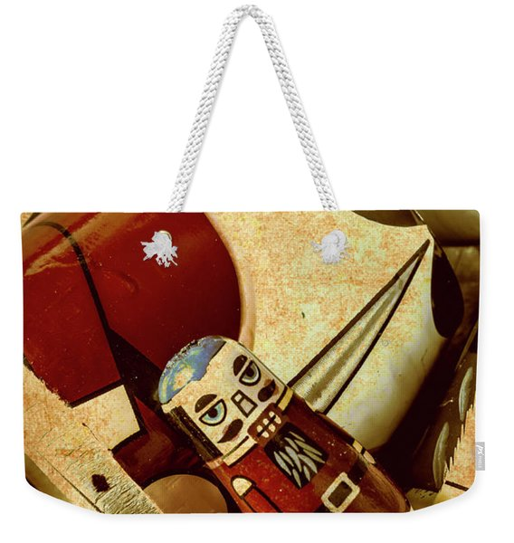 Nest Of Russian Dolls Weekender Tote Bag