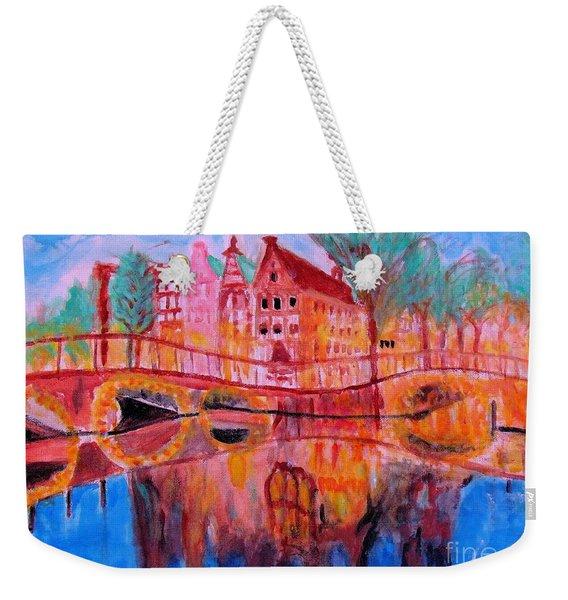 Netherland Dreamscape Weekender Tote Bag