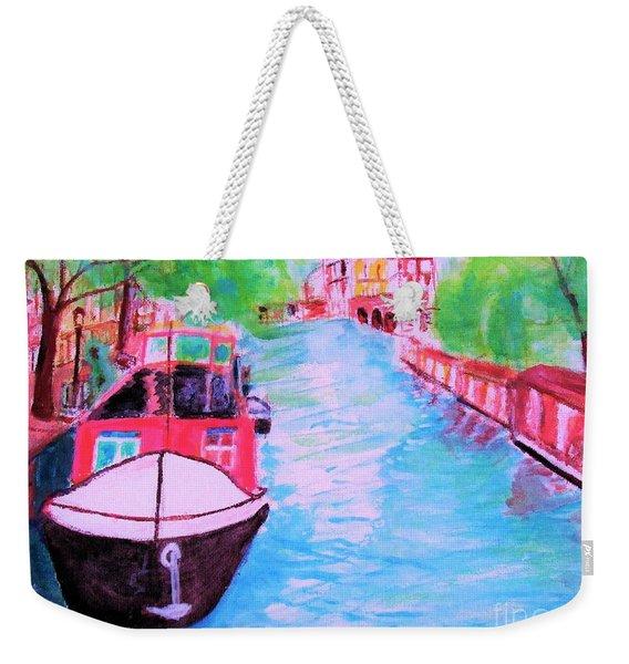 Netherlands Day Dream Weekender Tote Bag