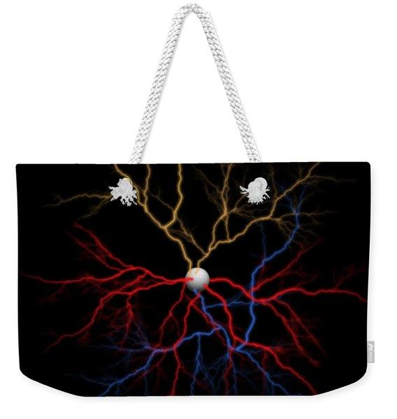 Neuron X1x Example Weekender Tote Bag