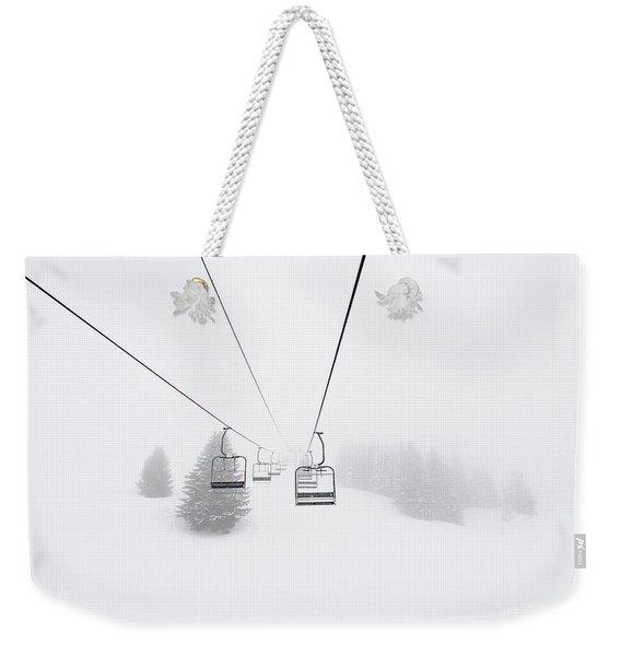 Never End Weekender Tote Bag