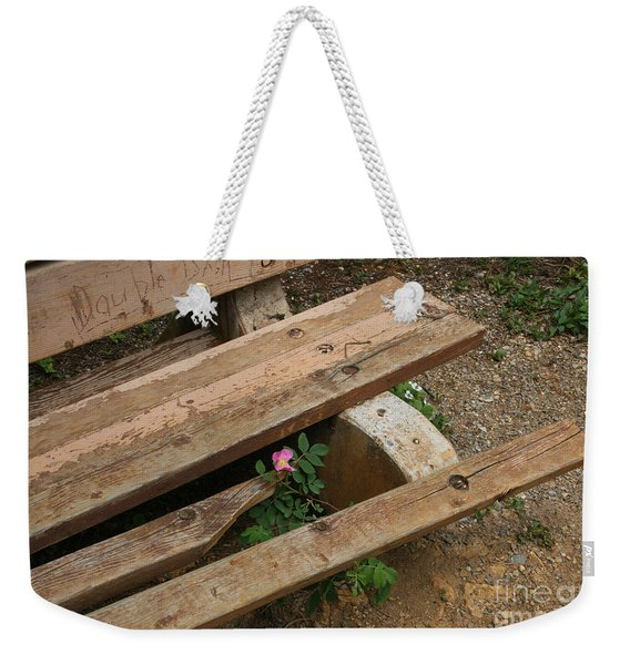 Never Fading Nature Weekender Tote Bag