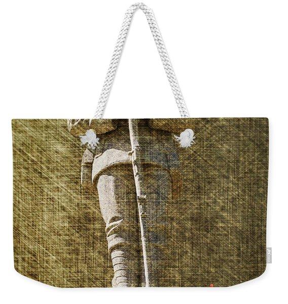 Never Forgotten Weekender Tote Bag