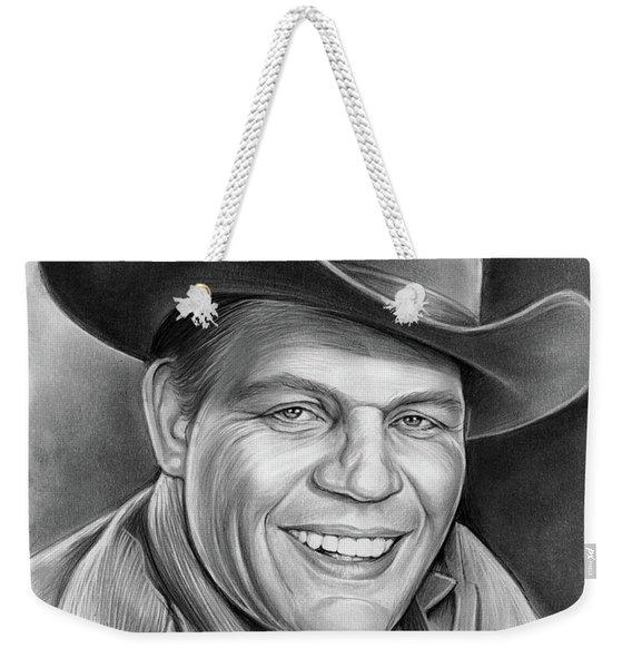 Neville Brand Weekender Tote Bag