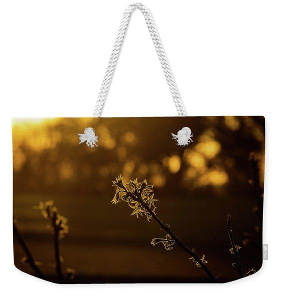 New Growth Weekender Tote Bag