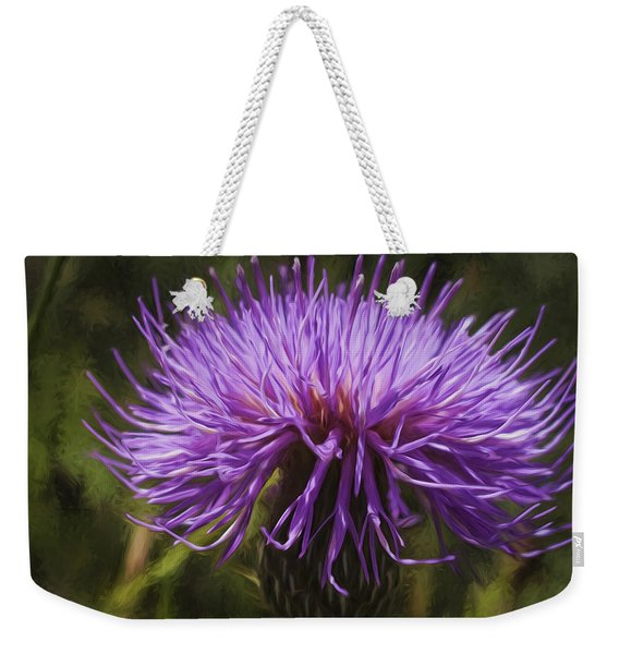 New Mexican Thistle Weekender Tote Bag