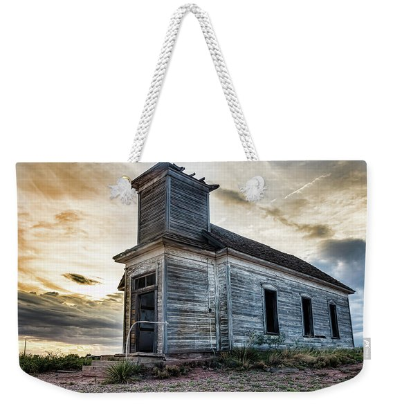 New Mexico Church #3 Weekender Tote Bag
