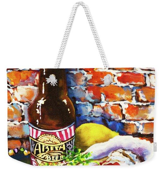 New Orleans Treats Weekender Tote Bag