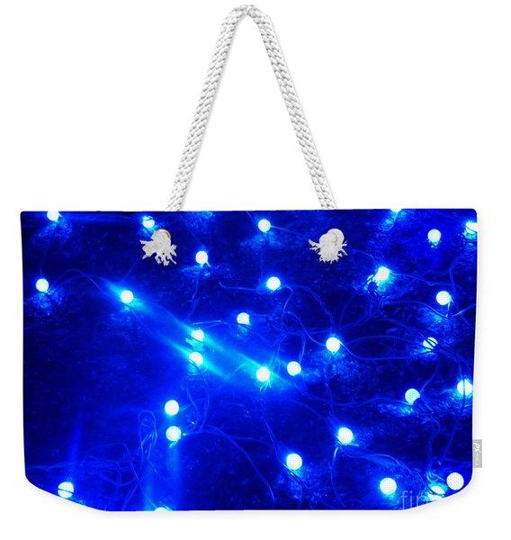New Years Weekender Tote Bag