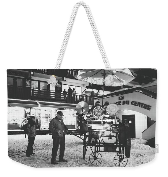 New Years Eve- Weekender Tote Bag
