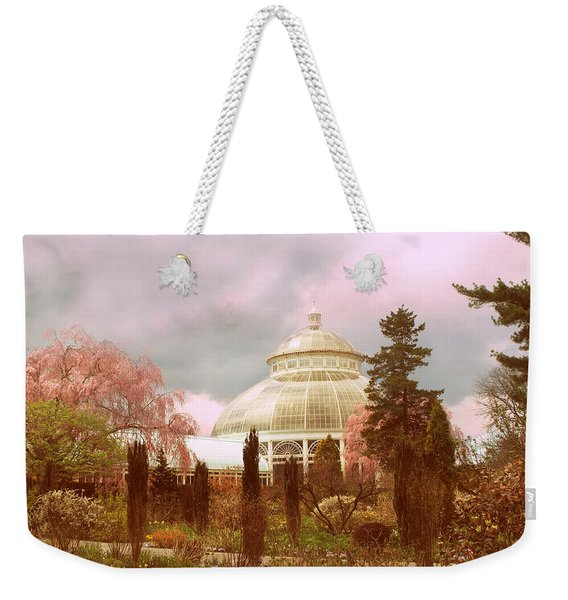 New York Botanical Garden Weekender Tote Bag