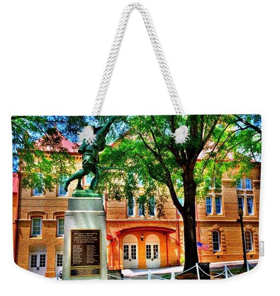 Newberry Opera House Weekender Tote Bag