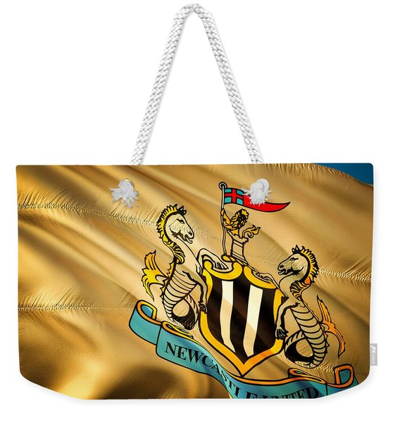 Newcastle F C Weekender Tote Bag