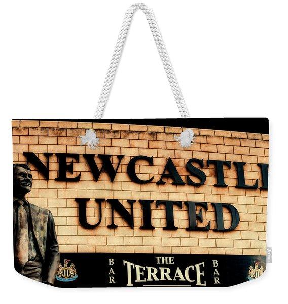 Newcastle United Weekender Tote Bag
