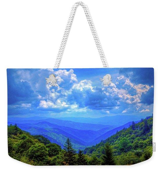 Newfound Gap Weekender Tote Bag