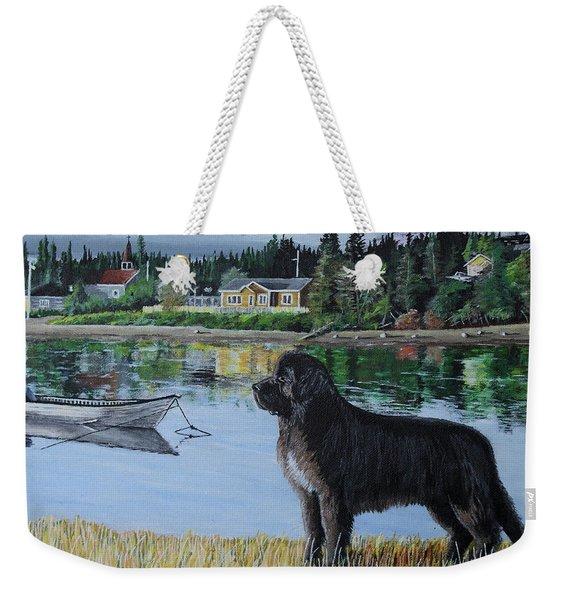 Newfoundland In Labrador Weekender Tote Bag