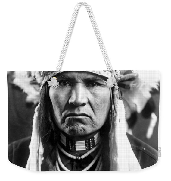 Nez Perce Native American - To License For Professional Use Visit Granger.com Weekender Tote Bag