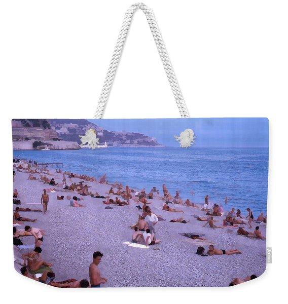 Nice, France Weekender Tote Bag