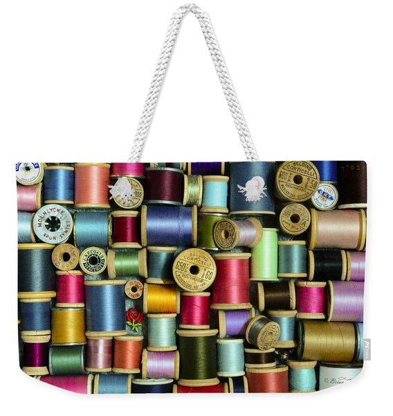 Nice Threads Weekender Tote Bag