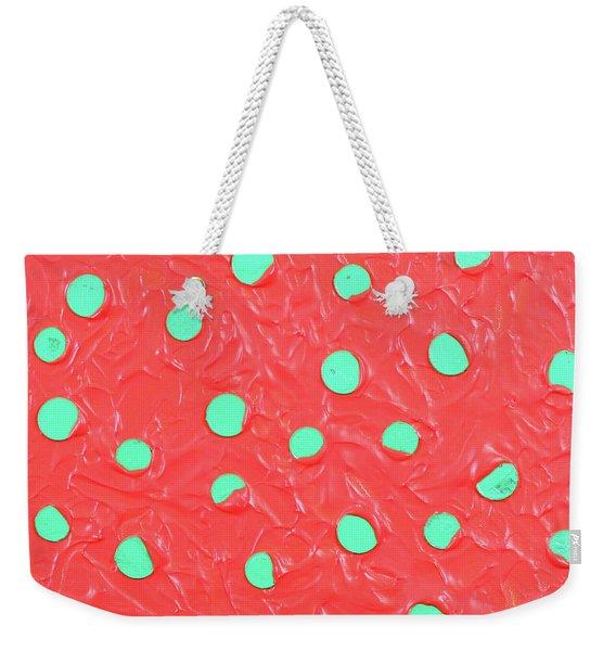Nickels And Dimes Weekender Tote Bag