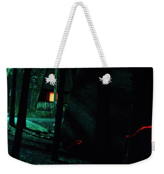 Night Aura Weekender Tote Bag