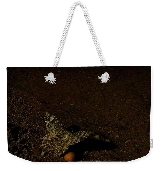 Night Butterfly From Other Mind Weekender Tote Bag