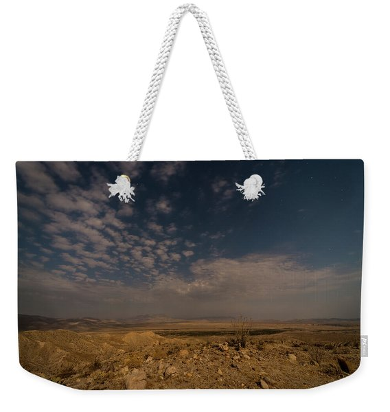 Night By Moonlight Weekender Tote Bag