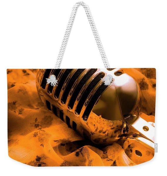 Night Club District Weekender Tote Bag