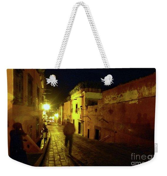 Night Dream Weekender Tote Bag
