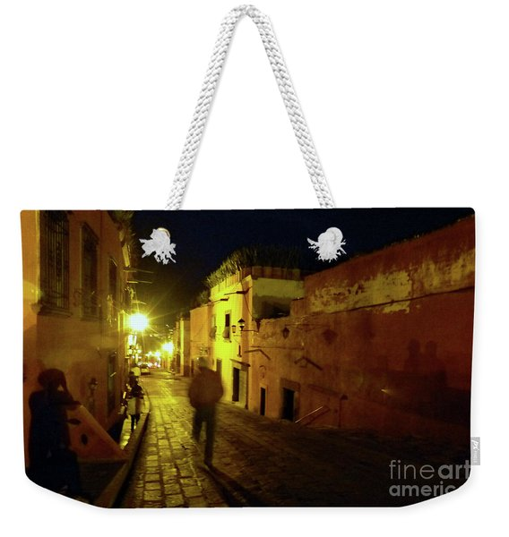 Night Dream Weekender Tote Bag
