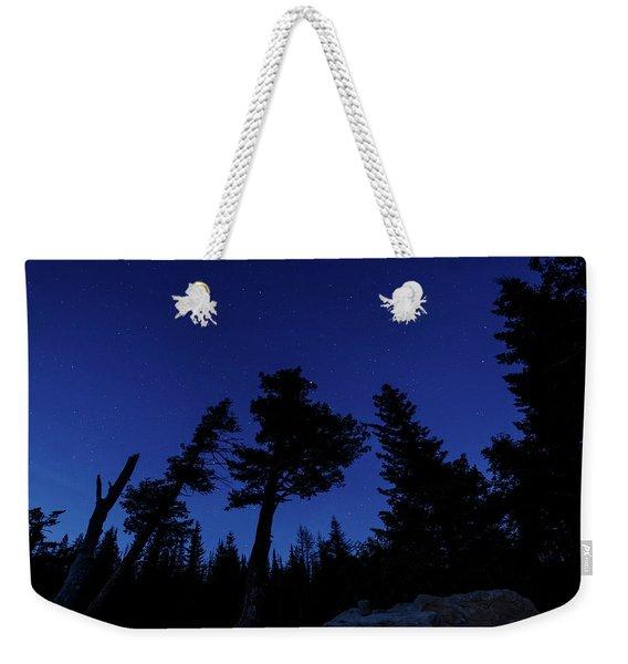 Night Giants Weekender Tote Bag