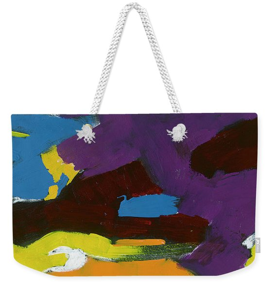 Night In Tunisa Weekender Tote Bag