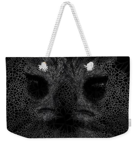 Night Night Weekender Tote Bag