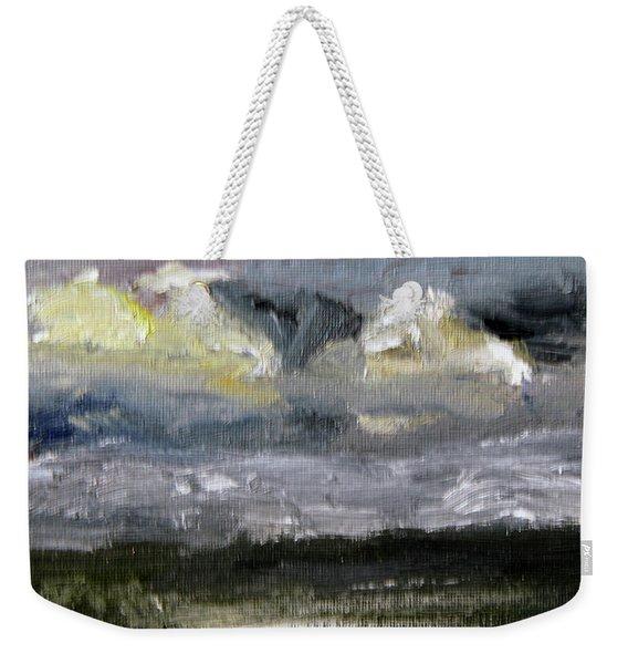 Night On The Marsh Weekender Tote Bag