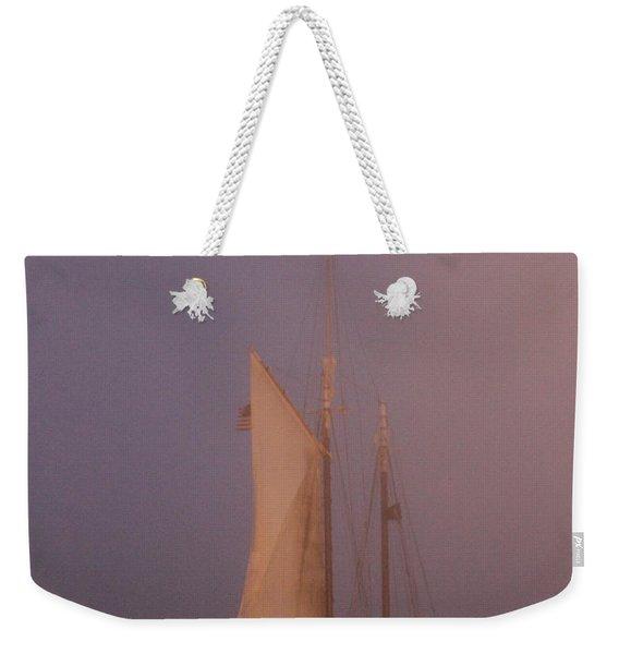 Night Passage Weekender Tote Bag