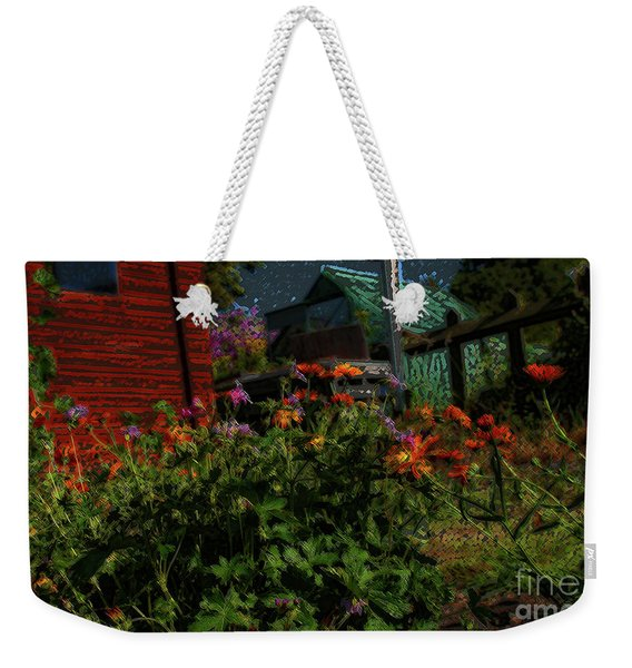 Night Shift For The Mice Weekender Tote Bag