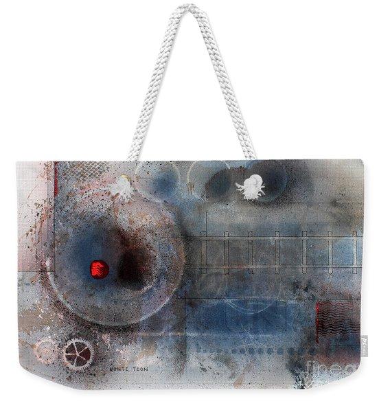 Night Train Special Weekender Tote Bag