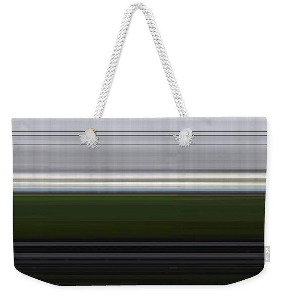 Night Trip Weekender Tote Bag