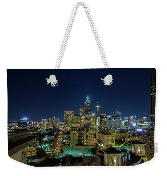 Night View 2 Weekender Tote Bag