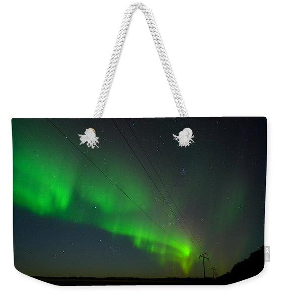 Night Vision Weekender Tote Bag
