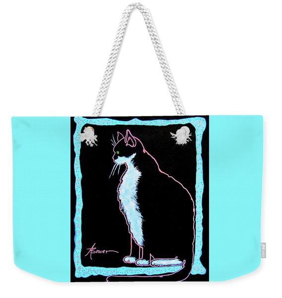 Night Watch  Weekender Tote Bag