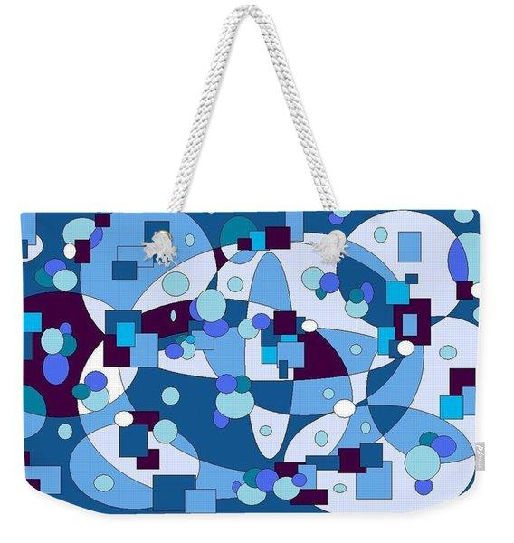 Nightall Weekender Tote Bag