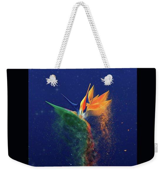 Nightbird Weekender Tote Bag
