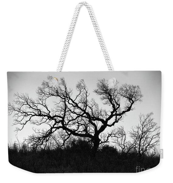Nightmare Tree Weekender Tote Bag