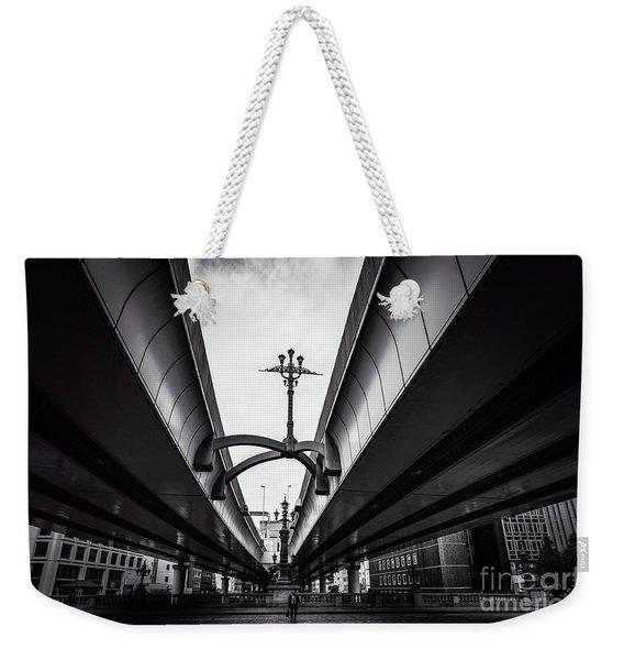 Nihonbashi -tokyo Weekender Tote Bag