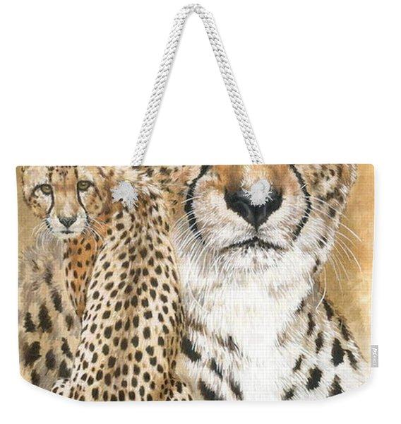 Nimble Weekender Tote Bag