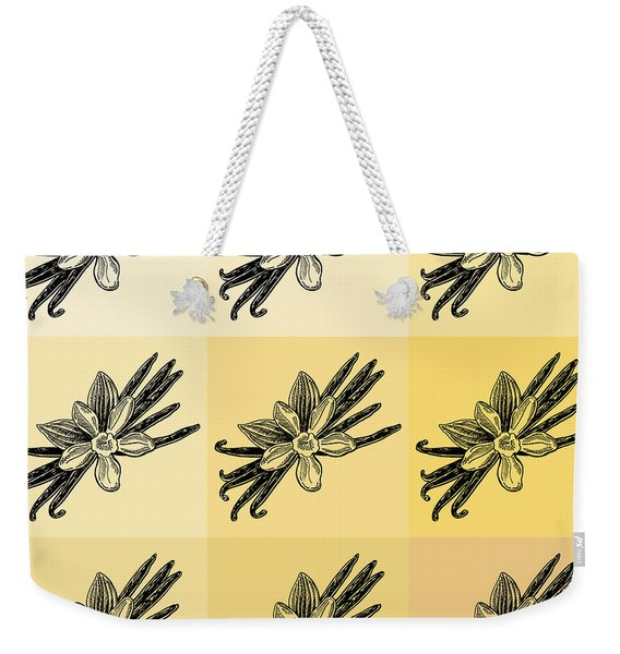 Nine Shades Of Vanilla Weekender Tote Bag