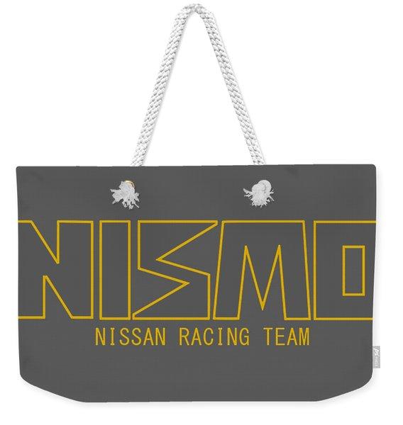 Nismo Weekender Tote Bag